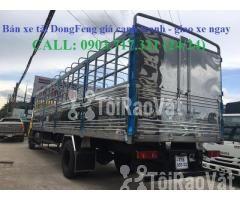 Xe tải DongFeng B180 thùng dài 9m5. Xe tải Dongfeng 8 tấn thùng dài 9m - Hình ảnh 6/6