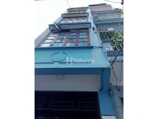 Hàng Hot!!! Nhỉnh 1 tỷ nhà Ba Đình, Nhà mới , DT 18m2, 5 tầng, MT 5m,  - 1/1