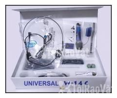 Bộ Micro không dây Đeo tai - Cài áo Universal XD-SH W-14C UHF - Hình ảnh 3/6
