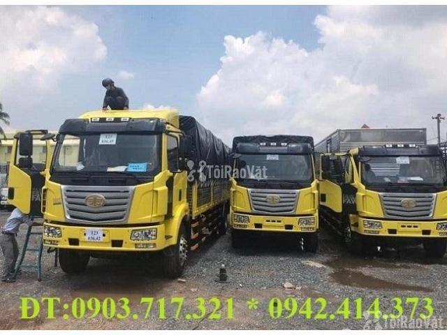 Xe tải Faw 7T25Euro 4 mới 2019. Xe tải Faw 7T25/ 7t25 Euro 4 mới 2019 - 5/6
