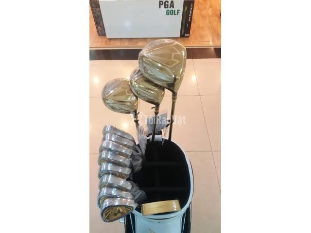 Bộ Gậy Golf Grand Prix One Minute G57 Gold - 1/6