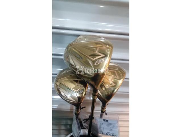 Bộ Gậy Golf Grand Prix One Minute G57 Gold - 2/6