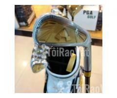 Bộ Gậy Golf Grand Prix One Minute G57 Gold - Hình ảnh 3/6