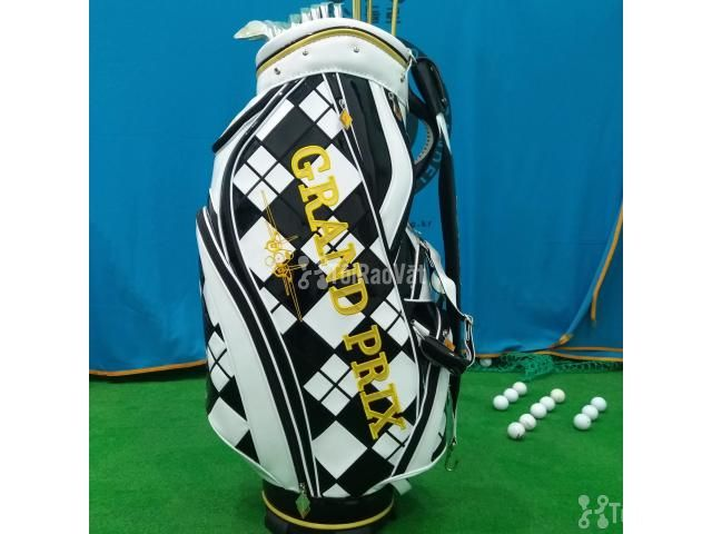 Bộ Gậy Golf Grand Prix One Minute G57 Gold - 6/6