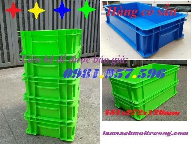 Khay nhựa đặc, hộp nhựa đựng linh kiện, thùng nhựa đựng phụ tùng - 2/2