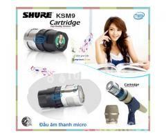 Đầu âm thanh Củ micro Shure KSM9 sản phẩm đỉnh cao - Hình ảnh 2/4