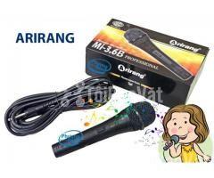 Micro Karaoke Arirang Mi-3.6B Có Dây - Hình ảnh 1/3