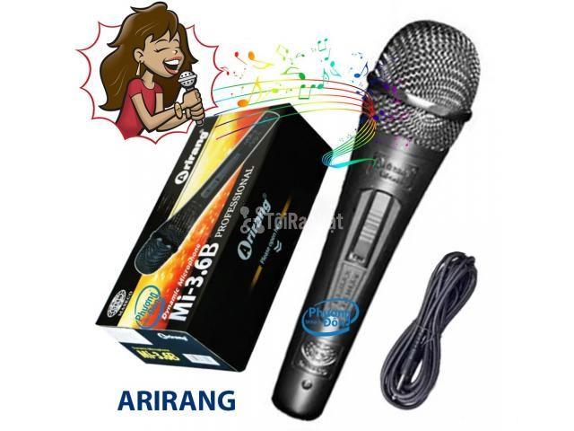 Micro Karaoke Arirang Mi-3.6B Có Dây - 2/3