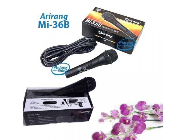 Micro Karaoke Arirang Mi-3.6B Có Dây - 3/3