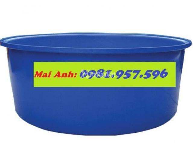 Thùng nhựa nuôi cá biển,thùng nuôi trồng hải sản - 2/3