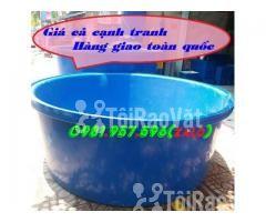 Thùng nhựa nuôi cá biển,thùng nuôi trồng hải sản - Hình ảnh 3/3