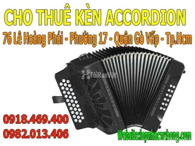 Cho thuê kèn accordion giá rẻ thủ tục nhanh gọn lẹ - 1/3