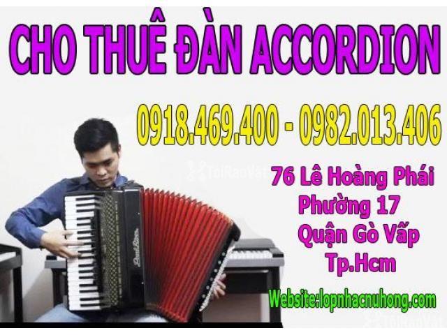 Cho thuê kèn accordion giá rẻ thủ tục nhanh gọn lẹ - 3/3
