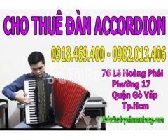 Cho thuê kèn accordion giá rẻ thủ tục nhanh gọn lẹ - Hình ảnh 3/3