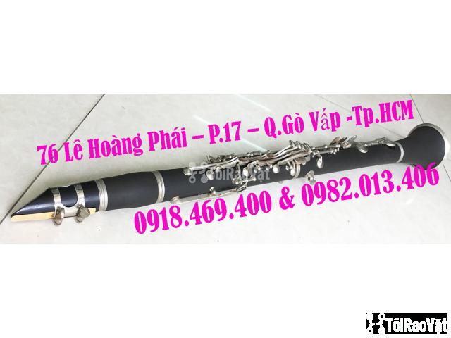 Nhạc cụ Nụ Hồng cho thuê kèn clarinet giá sinh viên - 2/3