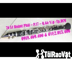 Nhạc cụ Nụ Hồng cho thuê kèn clarinet giá sinh viên - Hình ảnh 2/3
