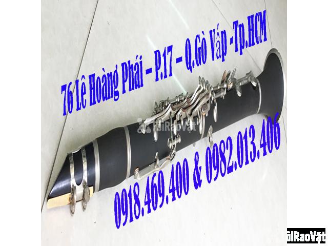 Nhạc cụ Nụ Hồng cho thuê kèn clarinet giá sinh viên - 3/3