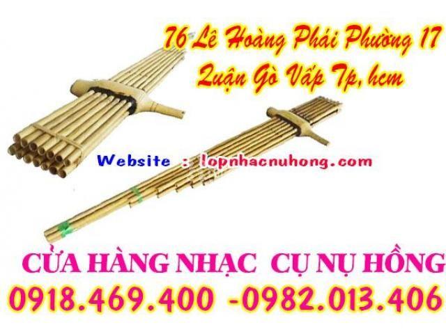 Nhạc cụ Nụ Hồng cho thuê khèn bè giá ưu đãi - 4/4