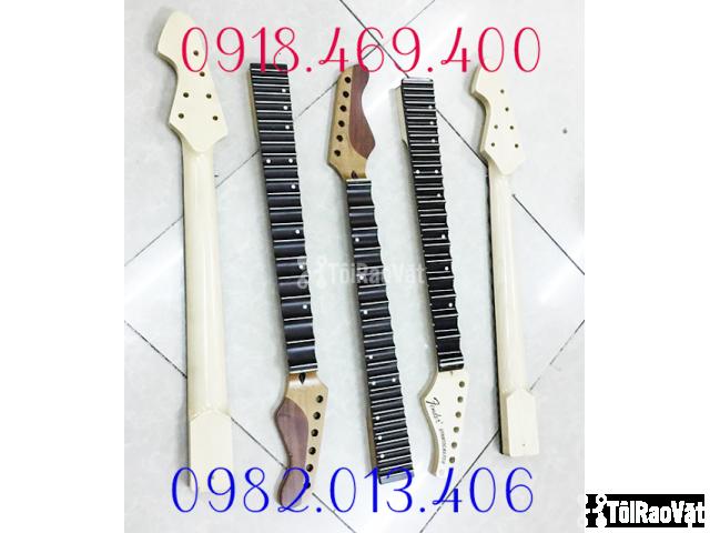Địa điểm bán cần đàn guitar cổ điện phím lõm giá rẻ - 1/3