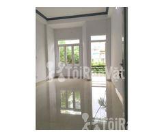 Nhà mới 3 lầu đường lớn nội bộ Phú Thuận, cho thuê tiện kinh doanh VP - Hình ảnh 2/5