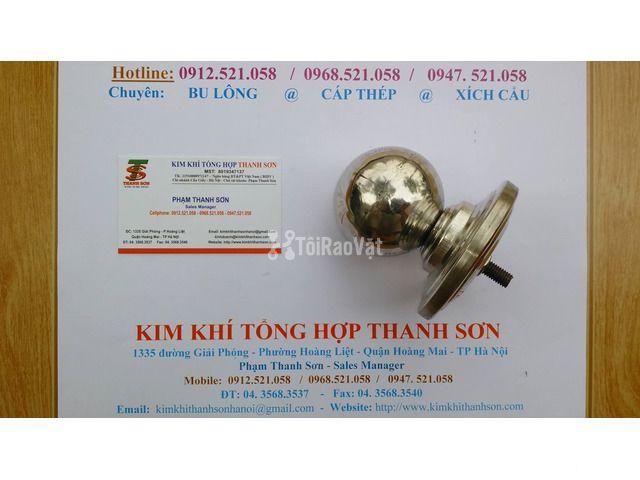 Bóng inox 304 có đế D60 – 80 – 100 Rẻ Bán phụ kiện cột cờ - 2/6