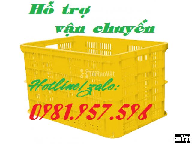 Sóng nhựa rỗng Hs005,sóng nhựa công nghiệp, sọt nhựa chở hàng - 2/2
