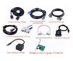Cáp Vga to DVI - Cáp Máy In - HDMI Splitter 1 ra 2 - Hình ảnh 3/3