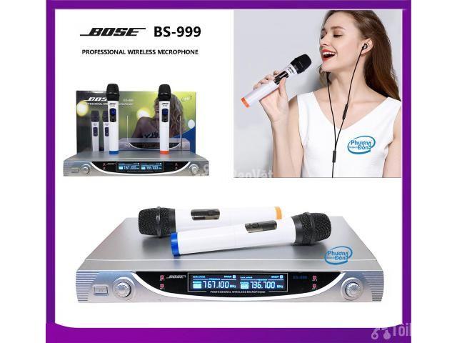 Micro Karaoke BOSE BS-999 Professional không dây - 1/4
