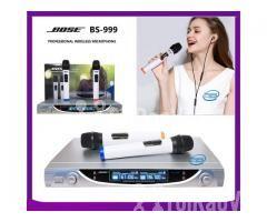 Micro Karaoke BOSE BS-999 Professional không dây - Hình ảnh 1/4