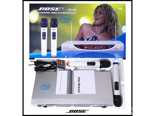 Micro Karaoke BOSE BS-999 Professional không dây - 2/4