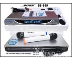 Micro Karaoke BOSE BS-999 Professional không dây - Hình ảnh 4/4