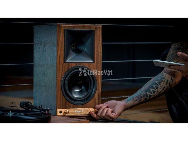 Heritage Wireless dòng loa Bluetooth phong cách hoài cổ của Klipsch - 1/1