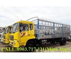 Xe tải DongFeng 9 tấn Euro 5 nhập 2019 thùng 7m7, 9m5 giá tốt