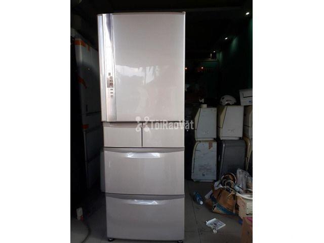 Tủ lạnh Hitachi R-SL47BM 5 cánh 470l ĐỜI 2011 - 1/1