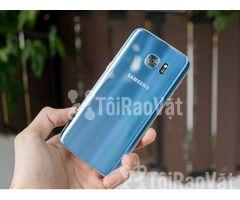 Samsung S7 Edge màu Xanh 64gb 2Sim Zin 100%