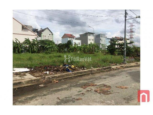 Cần bán gấp 60m2 đất nền Q12 - Gần đường Vườn Lài An Phú Đông - 1/1