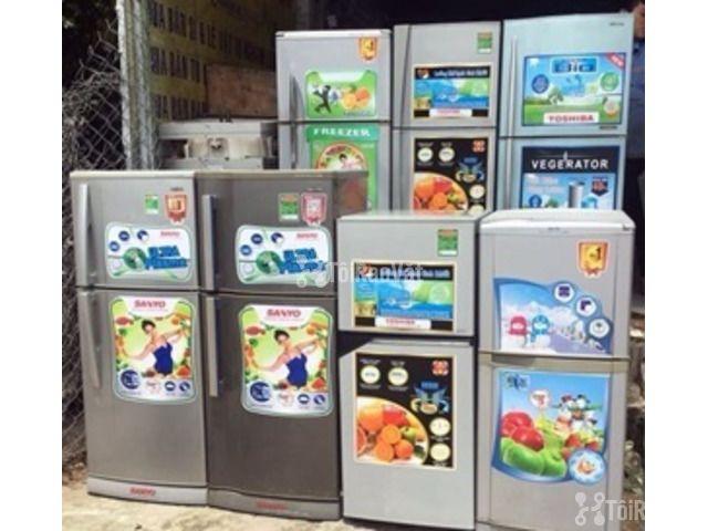 bán tủ lạnh sinh viên giá rẻ tại 666 Trương Định - 1/5