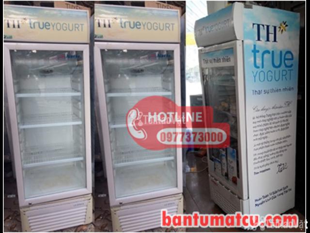 bán tủ lạnh sinh viên giá rẻ tại 666 Trương Định - 2/5
