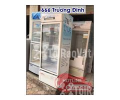 bán tủ lạnh sinh viên giá rẻ tại 666 Trương Định - Hình ảnh 3/5