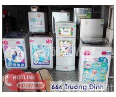 bán tủ lạnh sinh viên giá rẻ tại 666 Trương Định - Hình ảnh 4/5