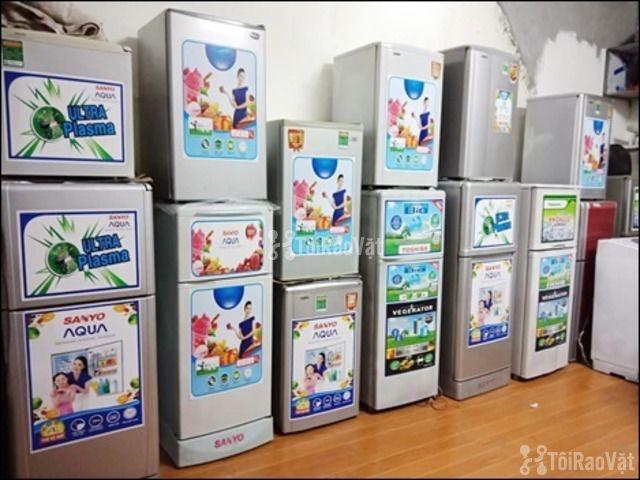 bán tủ lạnh sinh viên giá rẻ tại 666 Trương Định - 5/5