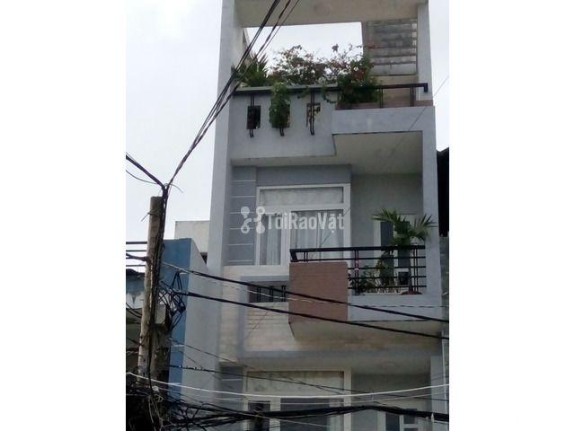 Nhà chính chủ hẻm 6m Nguyễn Qúy Anh 5x10 đúc 2 lầu giá 4.6 tỷ P. TSN - 1/1