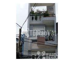 Nhà chính chủ hẻm 6m Nguyễn Qúy Anh 5x10 đúc 2 lầu giá 4.6 tỷ P. TSN