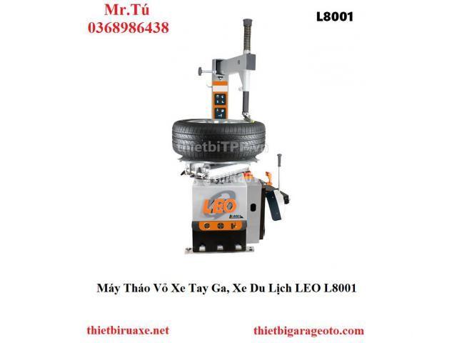 Máy Tháo Vỏ Xe Tay Ga, Xe Du Lịch LEO L8001 - 1/4