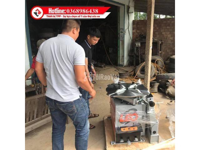 Máy Tháo Vỏ Xe Tay Ga, Xe Du Lịch LEO L8001 - 2/4