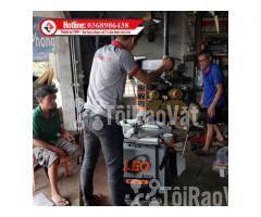 Máy Tháo Vỏ Xe Tay Ga, Xe Du Lịch LEO L8001 - Hình ảnh 3/4