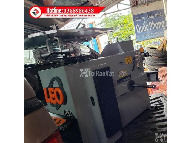 Máy Tháo Vỏ Xe Tay Ga, Xe Du Lịch LEO L8001 - 4/4