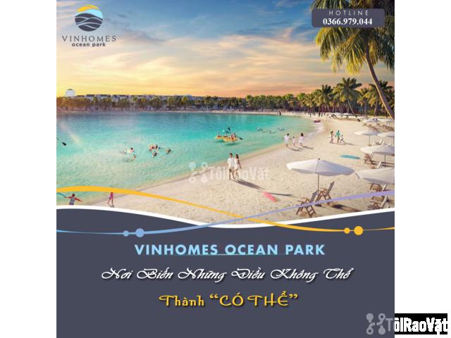 vinhome ocean park - bán 2 căn 2pn2vs 63m giá 1,75-1,8 tỷ LH 036697904 - 1/6
