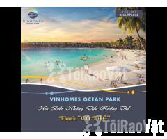 vinhome ocean park - bán 2 căn 2pn2vs 63m giá 1,75-1,8 tỷ LH 036697904 - Hình ảnh 1/6