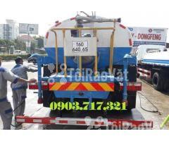 Bồn DongFeng 5 khối chở nước. Bán xe bồn DongFeng 5 khối chở nước - Hình ảnh 2/6
